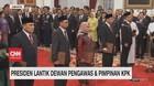 VIDEO: Presiden Lantik Dewan Pengawas & Pimpinan KPK