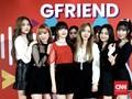 Keramahan GFriend di Balik Wawancara dengan CNNIndonesia.com