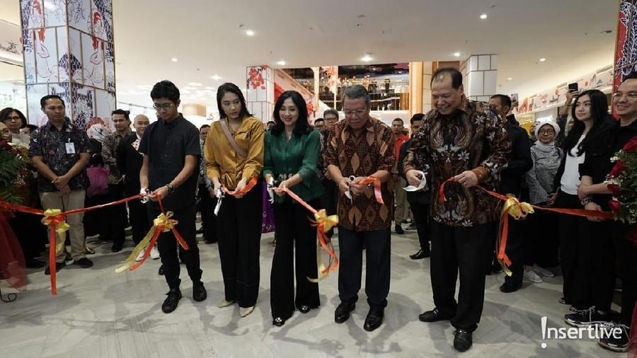 Kemeriahan Pembukaan Transpark Mall Bintaro