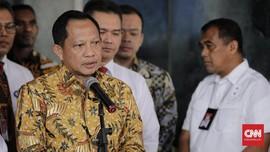 Tito Minta Kepala Daerah Cairkan Dana Hibah Pilkada buat KPU