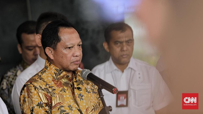 Tito Karnavian Keluarkan Inmendagri PON XX Papua