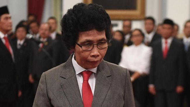 Usai dilantik sebagai Dewan Pengawas KPK, Albertina Ho dan Harjono sama-sama menyatakan mundur dari jabatannya masing-masing.
