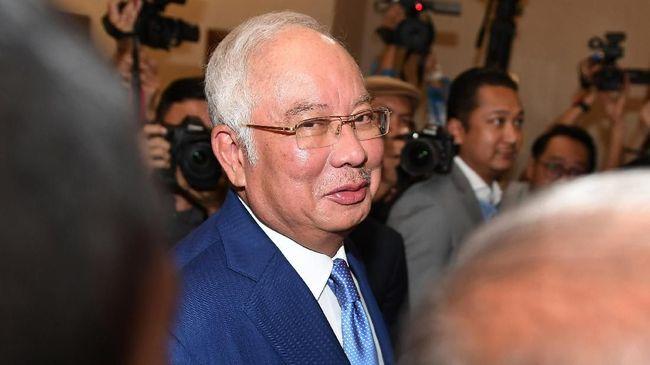 Mantan PM Malaysia Najib Razak mengaku tidak menolak upaya pemilihan kembali dirinya, meski pernah terseret dalam kasus korupsi.