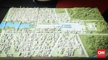 Pemerintah Siapkan Anggaran Ibu Kota Baru Rp1,7 T Tahun Ini