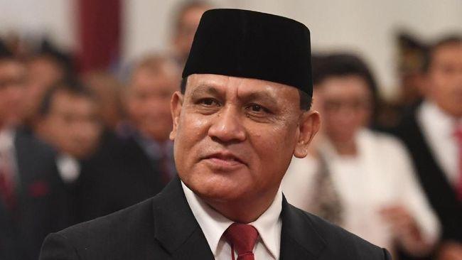 Firli Bahuri menyebut usulan kenaikan gaji ketua dan wakil ketua KPK Rp300 juta sudah diusulkan oleh pimpinan lama era Agus Rahardjo cs.