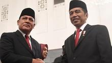 Jokowi Dicap Lari dari Tanggung Jawab Nasib 57 Pegawai KPK