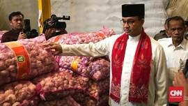 Anies Tugasi Pangeran Ahmad Nurdin Urus Ekonomi di TGUPP