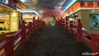 <p>Banyak spot-spot ciamik yang sangat Instagramable yang bisa Bunda temukan di Transpark Mall Bintaro.(Foto: Yuni Ayu Amida)</p>