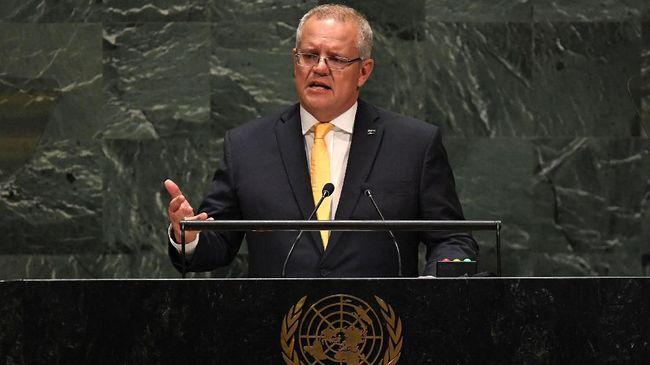 Perdana Menteri Australia Scott Morrison mengakui nyaris tak mungkin menerapkan sanksi penjara maksimal bagi warga dan pendatang dari India.