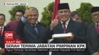 VIDEO: Serah Terima Jabatan Pimpinan KPK
