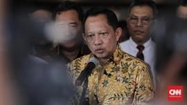 Ojol Protes Tito Karnavian Larang Bawa Orang Kala New Normal