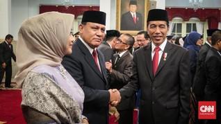 ICW Sebut Jokowi-DPR Gagal Usai Firli Bahuri Langgar Etik