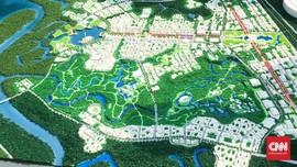 Virus Corona Ganjal Mega Proyek Ibu Kota Baru Rp468 T Jokowi