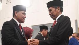 DPR Imbau Firli Konsultasi ke Jokowi Nasib 75 Pegawai KPK