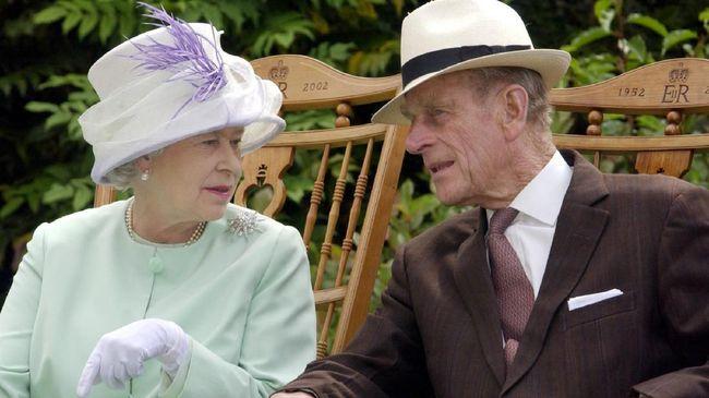 Para pemimpin dunia mengirimkan ucapan duka cita kepada Keluarga Kerajaan Inggris setelah Pangeran Philip meninggal dunia di usia 99 tahun pada Jumat (9/4).