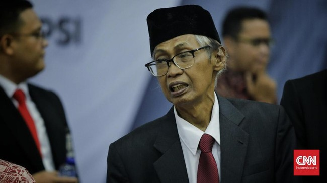 Ketua KPK Sebut Artidjo Alkostar Sosok Panutan