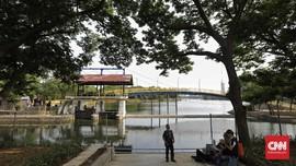 Polisi Periksa Dua Saksi Insiden Jembatan Kemayoran Roboh