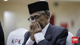 Artidjo Alkostar Dimakamkan di Kompleks Makam UII Yogyakarta