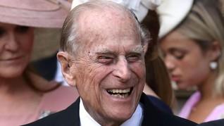 Pangeran Philip Rayakan Ulang Tahun ke-99 saat Lockdown