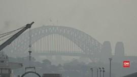 VIDEO: Asap Masih Mengepung Kota Sydney