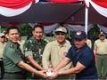 Plt. Bupati Muara Enim Ikut Peringati Hari Juang TNI AD