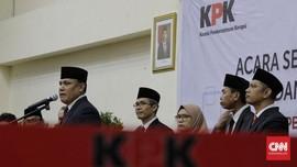 Pegawai KPK Laporkan Firli Cs ke Dewan Pengawas