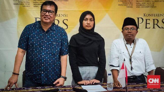 Pihak Polda Sumatera Barat mengatakan aktivis Pusaka Padang, Sudarto tidak ditahan karena kooperatif terhadap polisi.