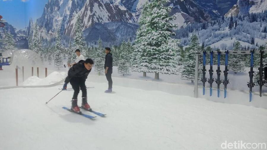 Nikmati Promo Seru Trans Snow World Bintaro untuk 4 Orang