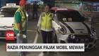 VIDEO: Petugas Temukan Mobil Mewah Tunggak Pajak 7 Tahun
