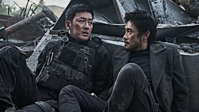 Menampilkan situasi kala Gunung Baekdu akan meletus, film Ashfall bukan hanya berisi kegentingan menyelamatkan diri.