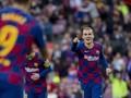 Barcelona vs Bayern: Griezmann Bawa Alat Pengusir Stres