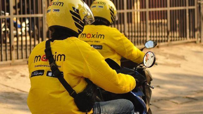 Kehadiran perusahaan ride-hailing asal Rusia, Maxim di Indonesia belum menjadi ancaman bagi pelaku usaha yang sudah ada sebelumnya, Gojek dan Grab.