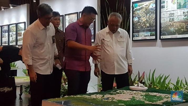 Jadi Juara Desain Ibu Kota, Nagara Rimba Nusa Bakal Dipakai?