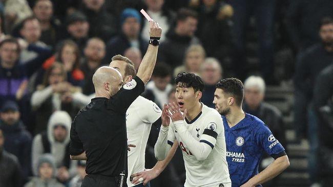 Manajer Tottenham Hotspur Jose Mourinho menilai timnya tidak akan lagi bisa diperkuat Son Heung Min hingga akhir musim.