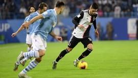 Liga Italia Bergulir 20 Juni, Target Selesai 2 Agustus