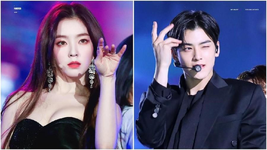 Duet Dengan Irene Red Velvet, Wajah Polos Cha Eun Woo Jadi Sorotan