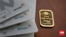 Harga Emas Antam Hari Ini 2 Maret, Mandek di Rp923 Ribu