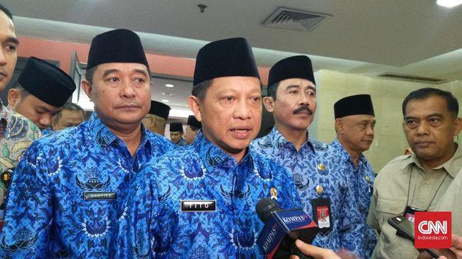 Mendagri Tito Karnavian menyebut wilayah Puncak, Bogor turut andil dalam banjir Jabodetabek karena banyak daerah serapan air sudah jadi pemukiman.