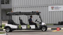 VIDEO: Pusat Uji Coba Kendaraan Otonom di Singapura