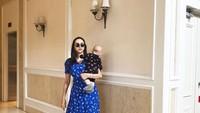 Bayi mungil yang menggemaskan itu lahir lebih awal dari jadwal seharusnya karena Aura Kasih mengalami ketuban kering. (Foto: Instagram @aurakasih)