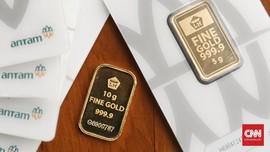 Harga Emas Antam Hari Ini 23 April, Tergelincir ke Rp935 Ribu