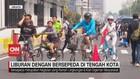 VIDEO: Mengisi Liburan Dengan Bersepeda di Tengah Kota