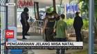VIDEO: Banser GP Ansor Ikut Amankan Natal di Gereja Katedral