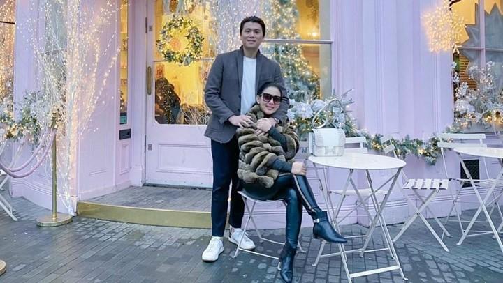 <p>London kembali jadi pilihan Syahrini dan Reino untuk menghabiskan liburan akhir 2019 ini. (Foto: Instagram @princessyahrini)</p>