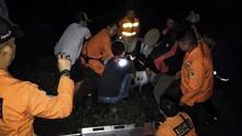 3 Warga Gagal Mudik Terseret Arus Sungai di Perbatasan Riau