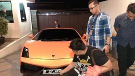 Pengemudi Lamborghini Penodong Pelajar Diduga Hindari Pajak