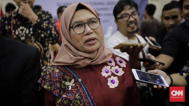 KPK menahan dua tersangka kasus korupsi pembangunan Jembatan Waterfront City di Kabupaten Kampar, Riau.