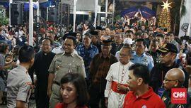 Kardinal Suharyo Sentil Anies Soal Kunjungan ke Katedral