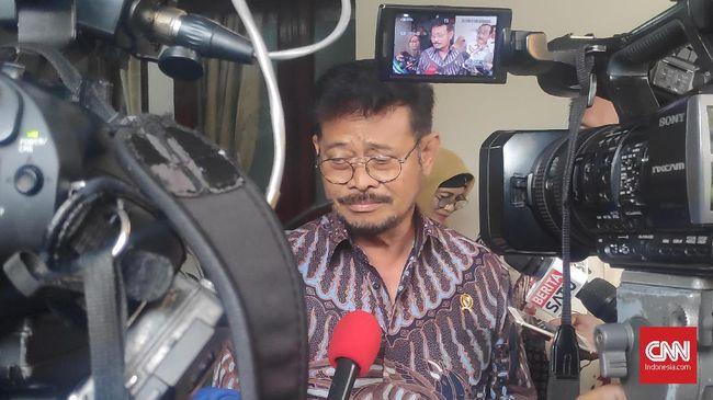 Pencabutan Kepmen soal Ganja jadi tanaman obat binaan pemerintah baru ditandatangi oleh Mentan Yasin Limpo pada Februari lalu.