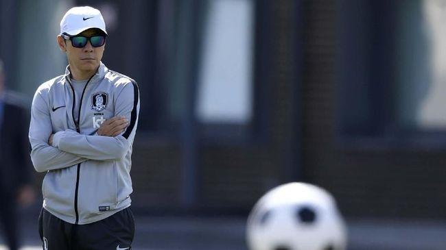 Shin Tae Yong mengungkapkan alasan memilih jadi pelatih Timnas Indonesia karena terinspirasi dengan sukses Park Hang Seo di timnas Vietnam.